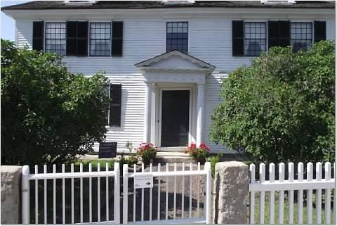 SOJ house, front