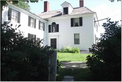 SOJ house, rear
