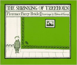 shrinking of treehorn cover